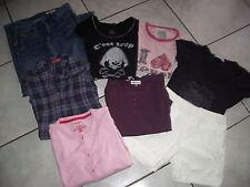 Lot De 8 Vêtements Fille 14 Ans   comme neuf