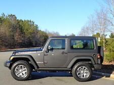 Jeep: Wrangler Rubicon Manu