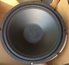 "2 NEW Old School Sherwood SS-12 12"" Subwoofers,MADE IN THE USA,NOS,RARE,NIB"