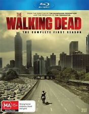 The Walking Dead : Season 1 (Blu-ray, 2012, 2-Disc Set)