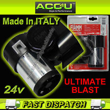 FIAMM Italy 24v Ultimate Blast Truck Lorry Loud 115dB Compact Traffic Air Horn