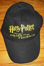 ORIGINAL SCHOLASTIC HARRY POTTER AND THE ORDER OF THE PHOENIX BALL CAP HAT 62106
