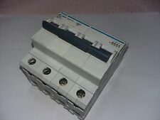 HAGER MC 420A 433774 C 20 A 4 POLOS MAGNETOTERMICO CIRCUIT BREAKER G