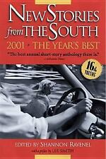 G, New Stories from the South 2001: The Year's Best (New Stories from the South)