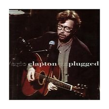 CD ERIC CLAPTON UNPLUGGED,DELUXE+DVD-081227963668