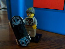 Lego Collectable Minifigure Series #4 Street Skater #8804 FREE SHIPPING
