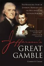 Cerami. Jefferson's Great Gamble : Remarkable Story of Jefferson, Napoleon
