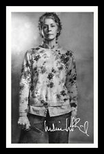 MELISSA MCBRIDE - THE WALKING DEAD AUTOGRAPHED SIGNED & FRAMED PP POSTER PHOTO