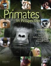 PRIMATES IN PERSPECTIVE - NEW PAPERBACK BOOK
