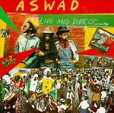 ASWAD - Live and DIrect CD ( Reggae Classic, Mango Records )