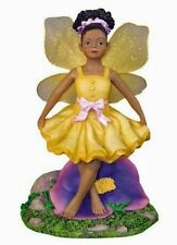 Child Fairy in Yellow African American NEW from United Treasures SKU 17400