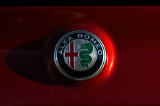 NEW Alfa Romeo 2016 EMBLEM BADGE 147 156 159 GT GTA Mito Giulietta front back