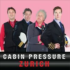 Cabin Pressure: Zurich: The BBC Radio 4 airline sitcom (Audio CD), 9781910281970