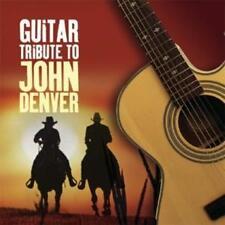 Various - Guitar Tribute to John Denver - CD