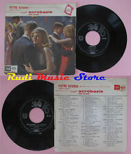 LP 45 7'' GIGI STOCK Pietro ritorna Acrobazie 1958 italy PATHE' 020 cd mc dvd