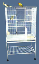 NEW Bird Flight Canaries Parrot multiple Pet birds Cage With Metal Tray 888