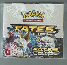 POKEMON  FATES COLLIDE BOOSTER SEALED BOX