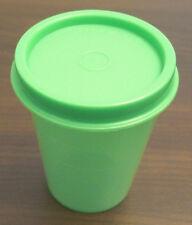 Tupperware C 46 - 1 Wichtel 50 ml kleiner Behälter mit Deckel grün Neu