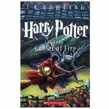 Harry Potter: Harry Potter and the Goblet of Fire 4 by J. K. Rowling (2013,...