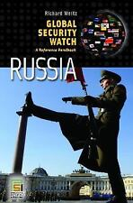 Global Security Watch-Russia: A Reference Handbook-ExLibrary