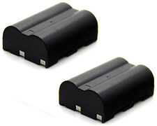 2x 7.4v 1900mAh Li-ion Battery for SIGMA BP-21 SD1 Merrill SD14 SD15 Brand New
