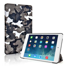 For iPad Mini 4 Ultra Slim Fit Smart Shell Case Cover Stand with Auto Sleep Wake