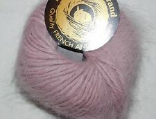 VICTORIENNE 10gr Skein Galler BELANGOR Pure ANGORA Rabbit Fur X-SOFT Luxury Yarn