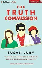 The Truth Commission by Susan Juby (2016, CD, Unabridged)