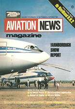 AVIATION NEWS V13 N9 WW1 de HAVILLAND DH.2 / CANADIAN ARMED FORCES AIR TRANSPORT