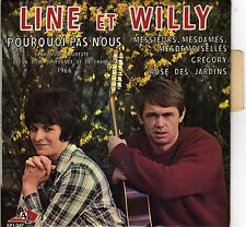LINE ET WILLY POURQUOI PAS NOUS ? FRENCH ORIG EP MICHEL COLOMBIER