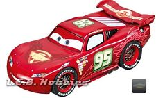 Carrera Digital 132 Disney/Pixar CARS Neon Lightning McQueen slot car 30751