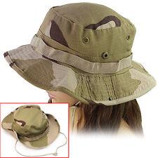 Cappello Uomo Camouflage Militare Sporto Softair Pesca Caccia Trekking Estate