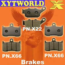 Front Rear Brake Pads for TRIUMPH Daytona 675 2006-2008