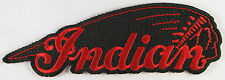 Indian Motorcycle iron on Patch, American, Bikers,