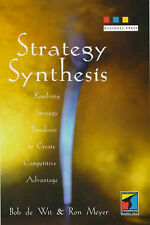 Strategy Synthesis: Blending Conflicting Perspectives to Create Competitive Adva