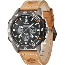 NIB Timberland Men's Thorndike Alarm Chronograph Watch