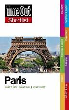 Time Out Shortlist Paris 2015