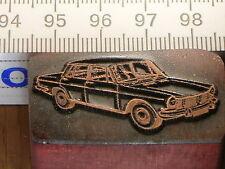 SIMCA 1301 1501    schöner Oldtimer Stempel / Siegel aus Metall