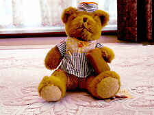 Hank le hot-dog vendeur de the teddy bear collection