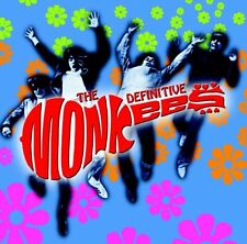 THE MONKEES ( NEW SEALED CD ) THE DEFINITIVE / 29 GREATEST HITS / VERY BEST OF