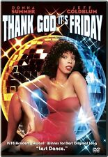 THANK GOD IT'S FRIDAY New Sealed DVD Donna Summer