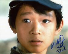 Ke Huy Quan - Short Round -  Indiana Jones - Signed Autograph REPRINT