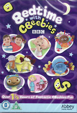 CBeebies: Bedtime With CBeebies [DVD] -  Brand New & Sealed