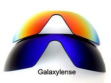 Galassia lenti di ricambio per Oakley Radar Path blu & rosso Polarizzati 2 Paia