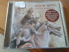 RONNIE WOOD - NOT FOR BEGINNERS CD ALBUM RARE ROLLING STONES BOB DYLAN