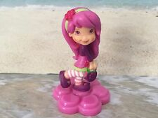 STRAWBERRY SHORTCAKE RASPBERRY TORTE PVC CAKE TOPPER PLAY DISPLAY FIGURE