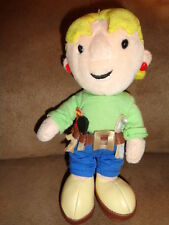 Doll Wendy Girl with tool belt from Bob the Builder  stuffed 2001 applause plush