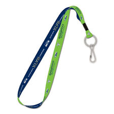 Super Bowl 48 Seattle Seahawks Champions Officially Licensed Reversable Lanyard