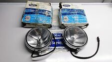 MK2 ESCORT RS2000 MEXICO GHIA GENUINE FORD CARELLO NOS SPOT LIGHT SET
