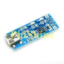 TP4056 5V 1A Lithium Battery Charging Board Mini USB Charger Module for Arduino
